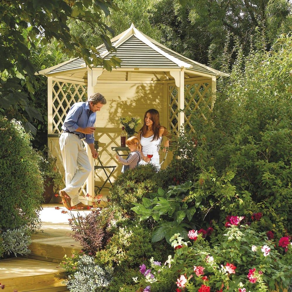 How to Assemble a Gainsborough Gazebo | GardenStreet.co.uk