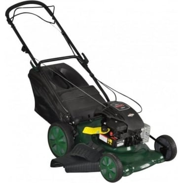 140cc Self-Propelled Rotary High Wheel 4-in-1 Lawn Mower