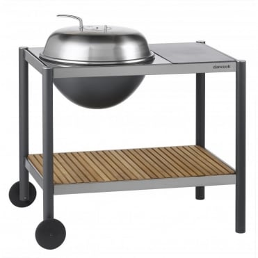 1501 Kettle Charcoal BBQ & Worktop