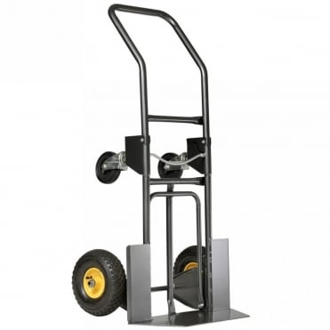200kg Pneumatic Wheel Rollax 2-in-1 Sack Truck