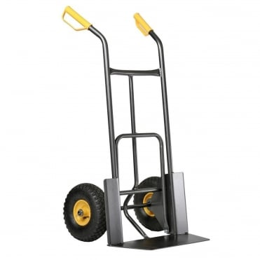 200kg Pneumatic Wheel Sack Truck
