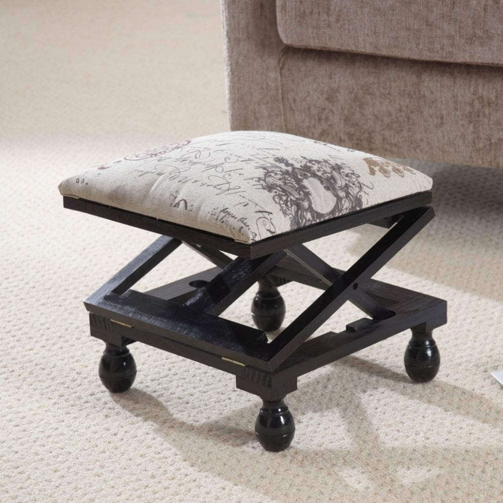Marvelous 3 Position Foot Stool