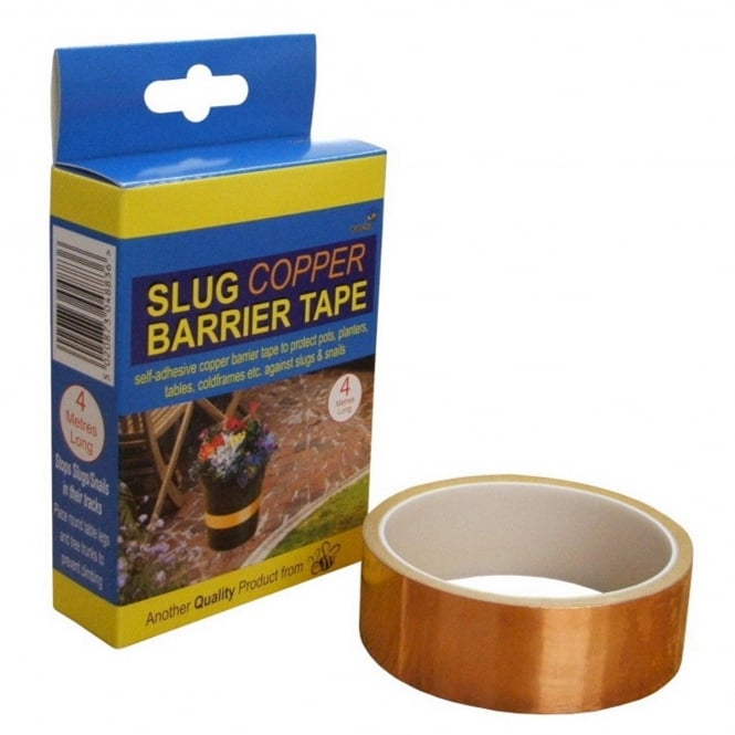 Katcha 4 Metre Slug And Snail Barrier Tape
