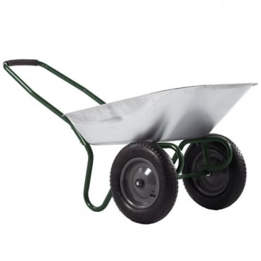 85 Litre Twin Kit Wheelbarrow