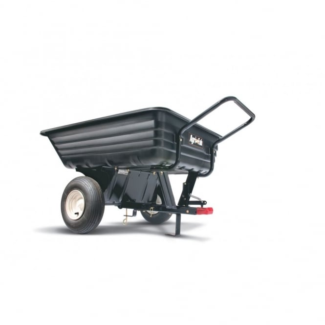 Agri-Fab Push/Tow Poly Trailer