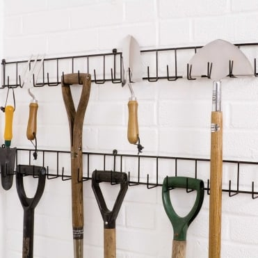 Extra Long Double Tool Rack