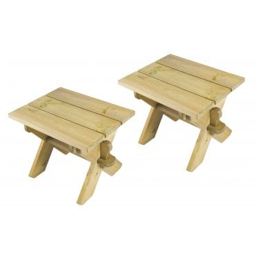 Farmers Stool - Set Of Four