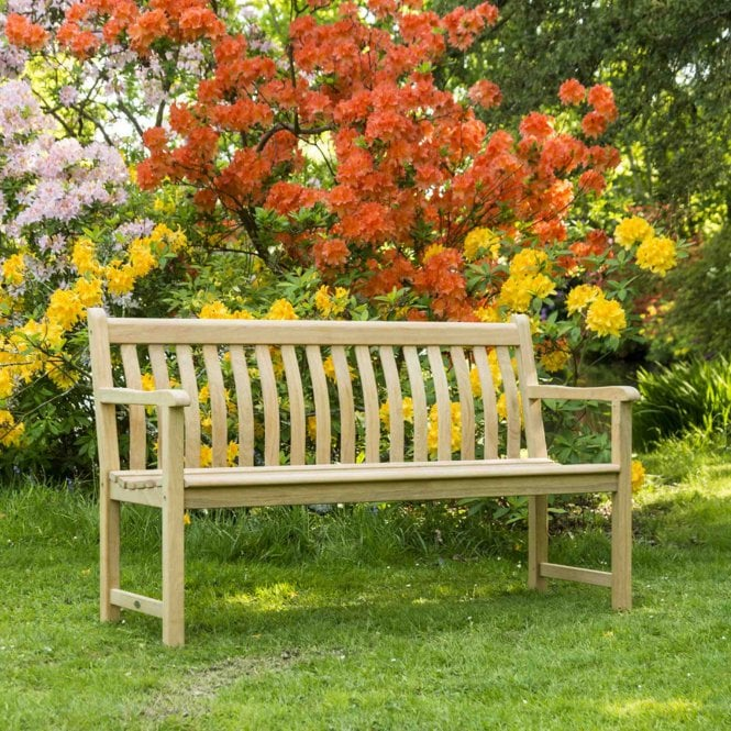 Alexander Rose Roble Broadfield Bench 5ft