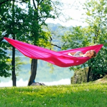 Ultra Light Travel Hammock Set