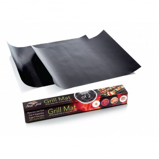Asado Grill Mats - Pack of Two