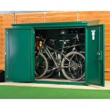 Annexe High Security Bike Store - Police Approved