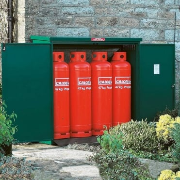 Asgas 188 Gas Bottle Storage