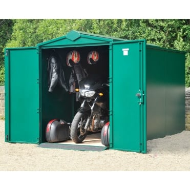 Centurion Motorcycle Plus Secure Garage - Police Approved