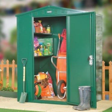 Flexistore 1511 Metal Shed