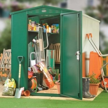 Flexistore 1533 Metal Shed 5X11