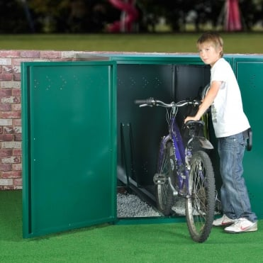 Single Bike Locker