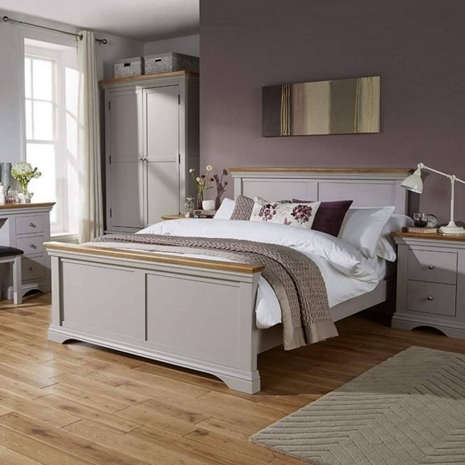 Rowlinson At Home Astbury 5' Kingsize Bed