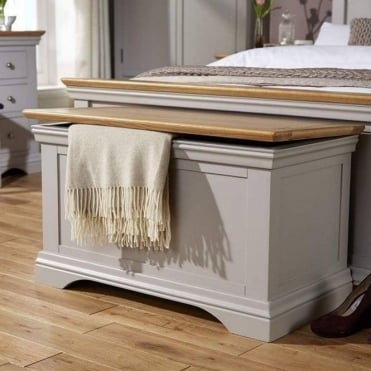 Astbury Blanket Box