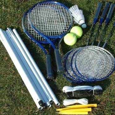 Badminton/Tennis Combo Set