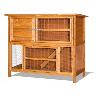 Banbury Petworth Double Hutch