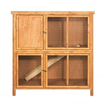Bateman Double Hutch