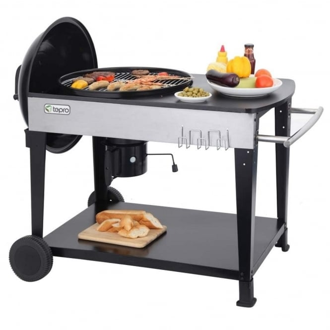 Tepro Belmont Kettle Trolley Charcoal BBQ