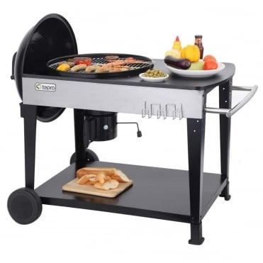 Belmont Kettle Trolley Charcoal BBQ