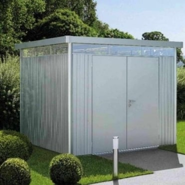 Highline H4 Metal Pent Shed 8X8