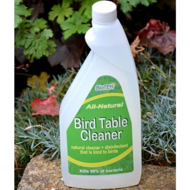 Bird Table Cleaner