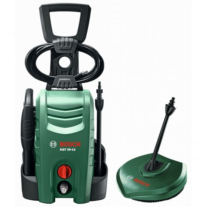 Bosch 1500W AQT35-12PLUS Pressure Washer