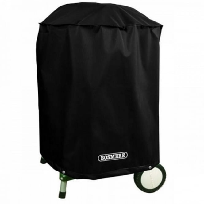 Bosmere Storm Black Kettle BBQ Cover