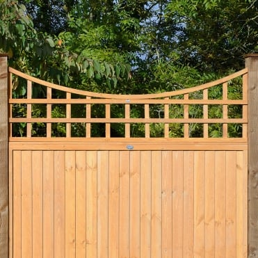 Bow Top Trellis - 2ft