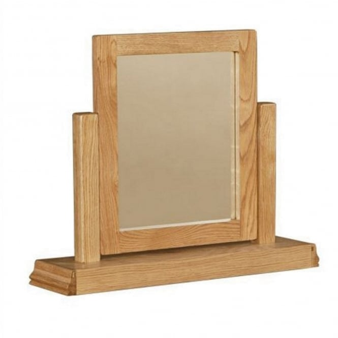 Rowlinson At Home Breton Solid Oak Dressing Table Mirror