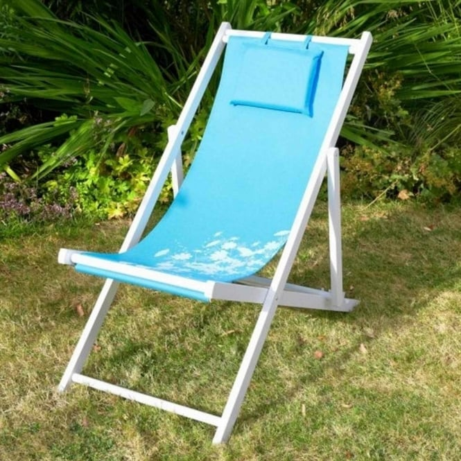 Brundle 4 Position Deck Chair