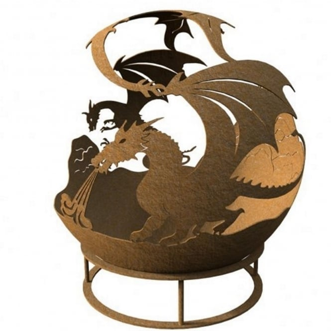 Brundle 60cm Dragon Fireball With Cover