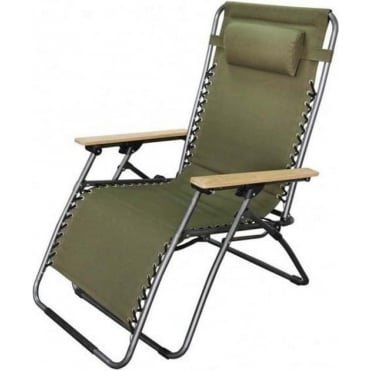 Anti-Gravity Oversized Reclining Chair