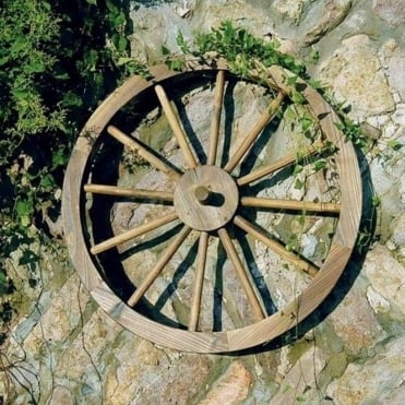 Burntwood Decorative Wheel