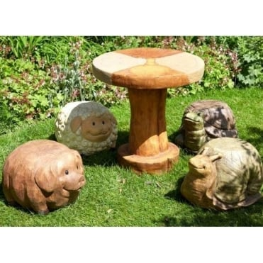 Children's Animal Furniture Set