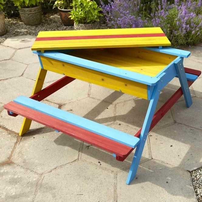Brundle Children's Picnic Bench