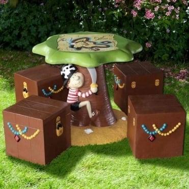 Children's Pirate Furniture Set