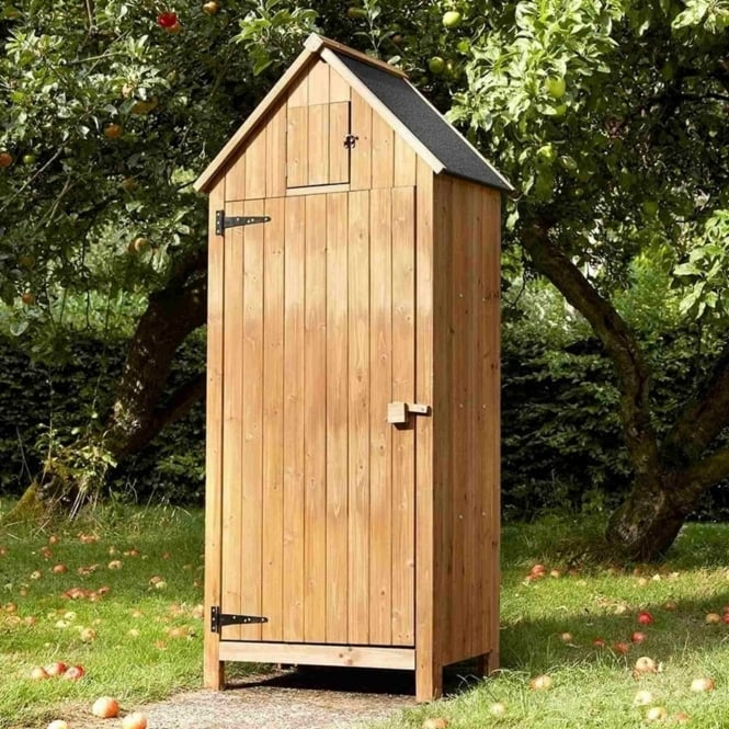 Brundle Garden Tool Shed 2X2