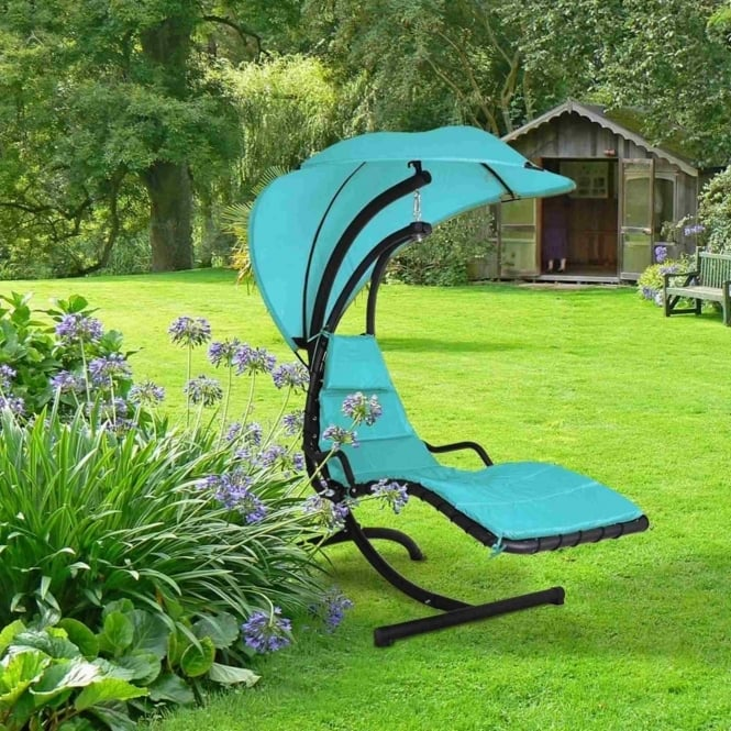 Brundle Helicopter Swing Seat