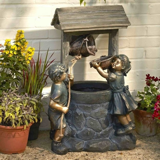 Brundle Jack and Jill Water Feature