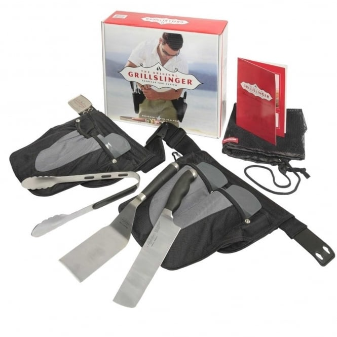 Brundle Original Grillslinger BBQ Accessories Kit