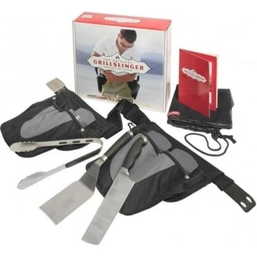 Original Grillslinger BBQ Accessories Kit