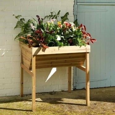 Raised V Planter