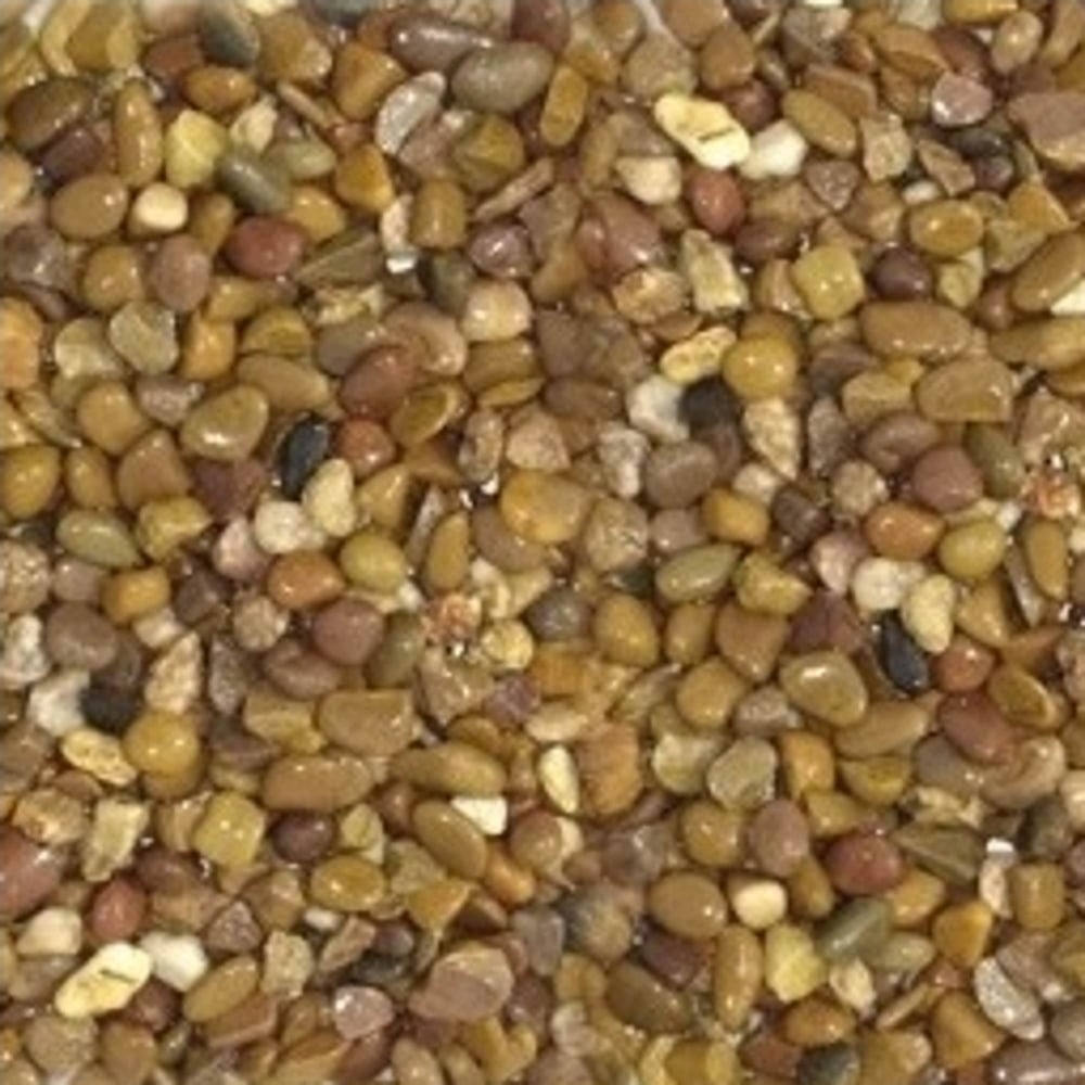 deco pak bulk bag 10mm pea gravel garden street. Black Bedroom Furniture Sets. Home Design Ideas