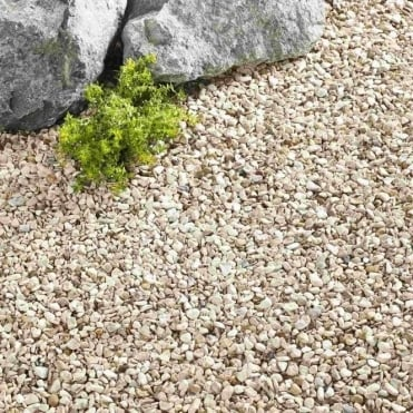Bulk Bag Honey Stone Chippings