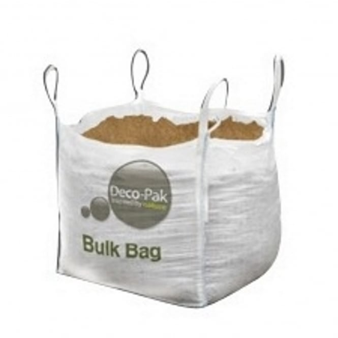 Deco-Pak Bulk Bag Of White Rock Salt