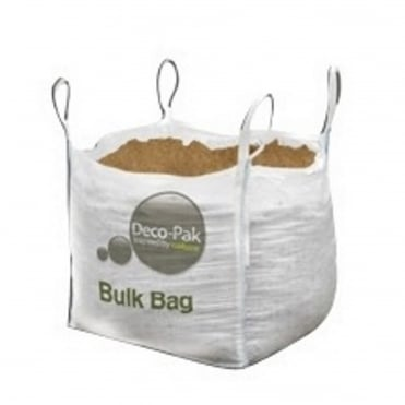 Bulk Bag Of White Rock Salt